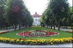 Karlovy Vary - Smetanovy sady