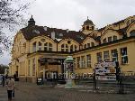 Karlovy Vary - marché de la ville