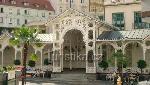 Karlovy Vary - Colonnade du marché