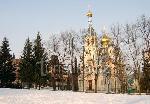 Karlovy Vary - Église orthodoxe